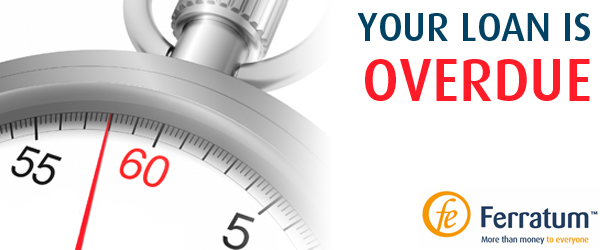 urgent notice your loan repayments are overdue