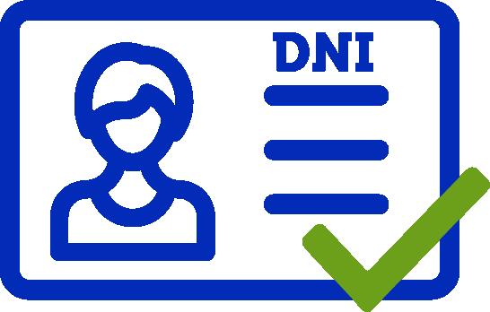 Resultado de imagen de DNI PNG